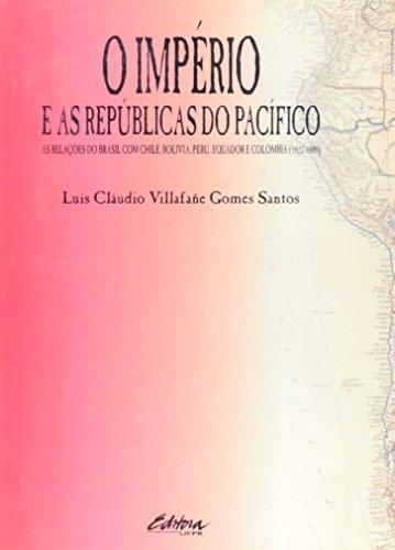 Império e as Repúblicas do Pacífico, O, livro de