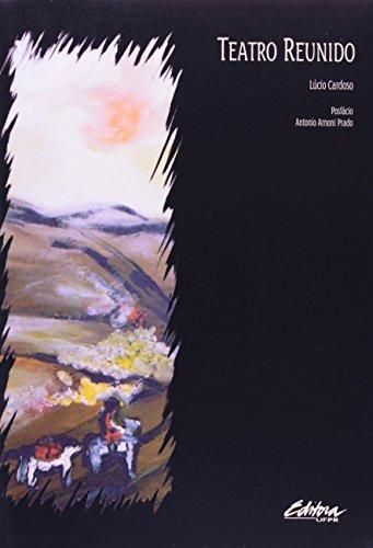 Teatro reunido, livro de Lúcio Cardoso