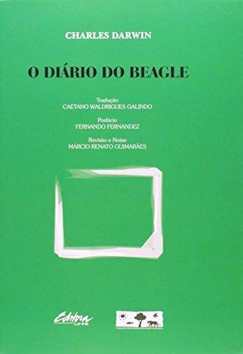 O diário do Beagle, livro de Charles Darwin