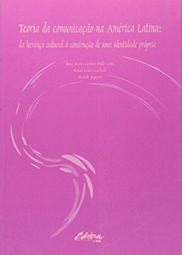 Teoria da Comunicação na América Latina, livro de Oswaldo Correa da Costa