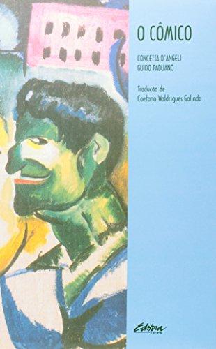 O cômico, livro de Concetta D'Angeli, Guido Paduano