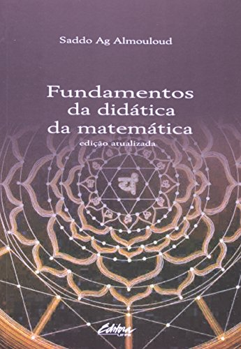 Fundamentos da didática da matemática, livro de Saddo Ag Almouloud