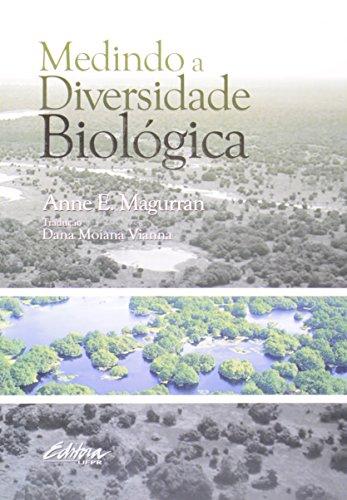 Medindo a diversidade biológica, livro de Anne E. Magurran