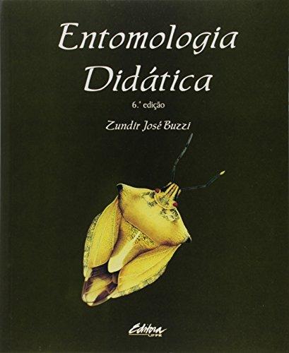 Entomologia didática, livro de Zundir José Buzzi