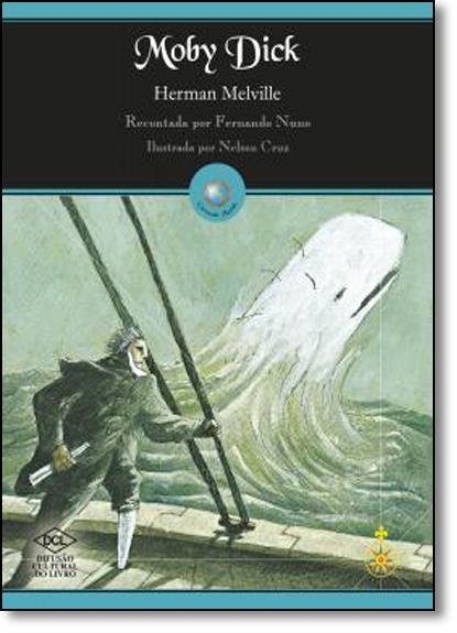 Moby Dick - Coleção Correndo o Mundo, livro de Herman Melville