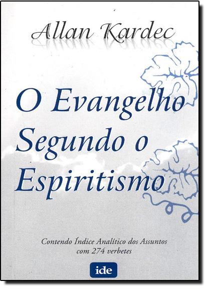 Evangelho Segundo o Espiritismo, O - Livro de Bolso, livro de Allan Kardec