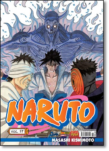 Naruto - Vol.51, livro de Masashi Kishimoto