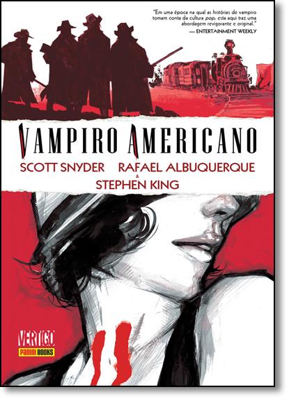 Vampiro Americano - Vol.1, livro de Stephen King