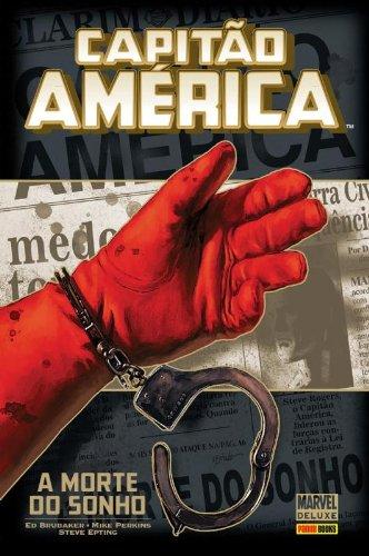 Capitão America - A morte do sonho, livro de Ed Brubaker
