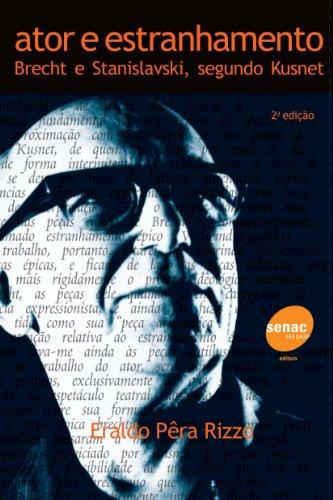 Ator E Estranhamento, livro de Eraldo Rizzo