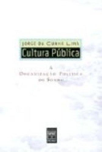 Cultura Pública, livro de Jorge Lima