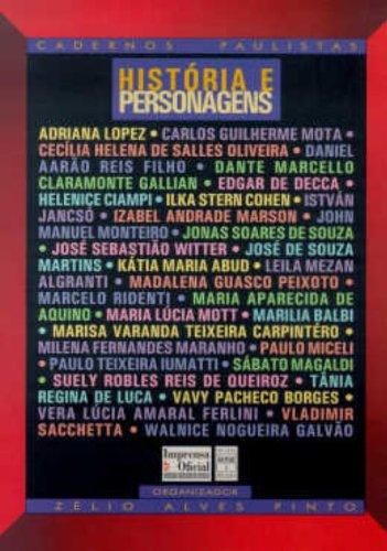 Cadernos Paulistas, livro de Zélio Pinto