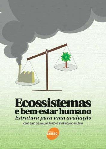 Ecossistemas E Bem-estar Humano, livro de Vários Autores