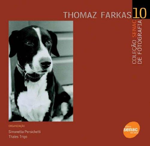 THOMAZ FARKAS CSF 10, livro de FARKAS, THOMAZ