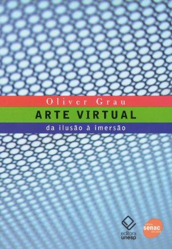 Arte Virtual, livro de Oliver Grau