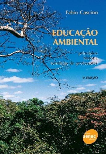 Educação Ambiental, livro de Fabio Cascino