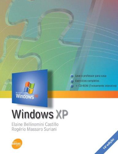 Windows XP (+ CD-ROM), livro de Elaine Bellinomini Castillo