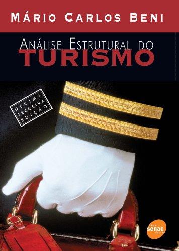 Análise Estrutural Do Turismo, livro de Mário Beni