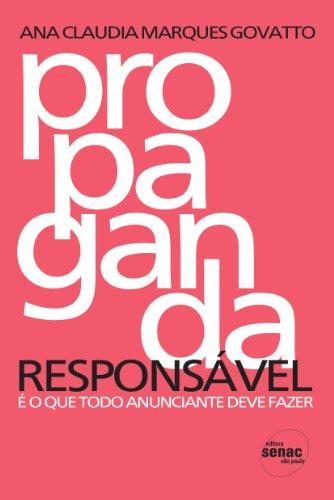 Propaganda Responsável, livro de Ana Govatto