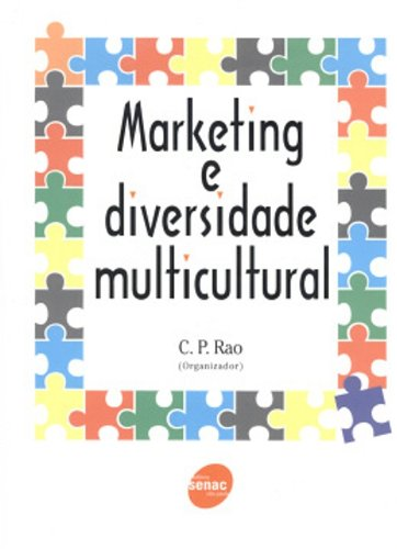 Marketing E Diversidade Multicultural, livro de C. Rao