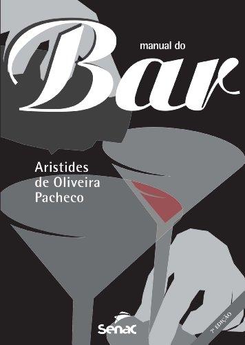 Manual do Bar, livro de Aristides de Oliveira Pacheco