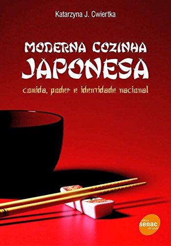 Moderna Cozinha Japonesa, livro de Katarzyna Cwiertka