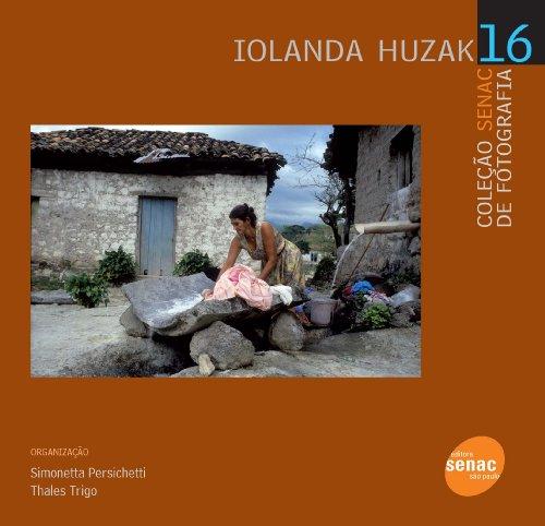 Iolanda Huzak, livro de Thales Trigo