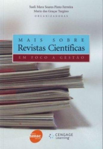 Mais Sobre Revistas Científicas, livro de Maria Targino