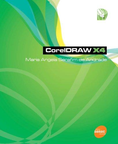 Coreldraw X4, livro de Maria Angela Serafim de Andrade
