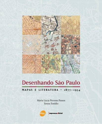 Desenhando São Paulo, livro de Maria Passos