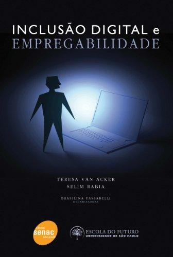 Inclusão Digital E Empregabilidade, livro de Selim Rabia