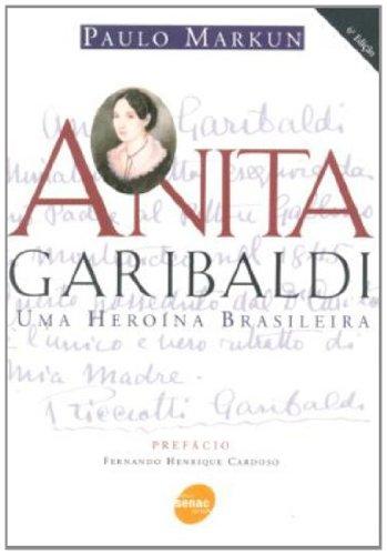 Anita Garibaldi, livro de Paulo Markun