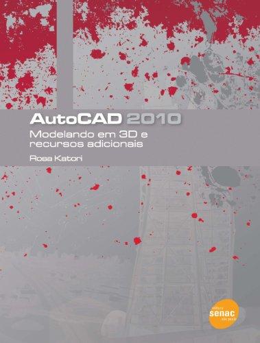 AutoCAD 2010, livro de Rosa Katori