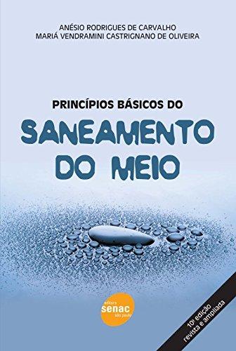 Princípios Básicos do Saneamento do Meio, livro de Maria Oliveira