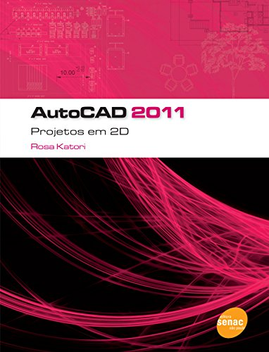 AutoCAD 2011, livro de Rosa Katori