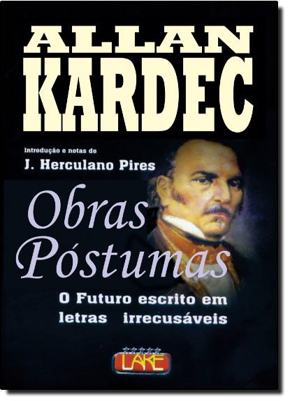 OBRAS POSTUMAS, livro de Allan Kardec