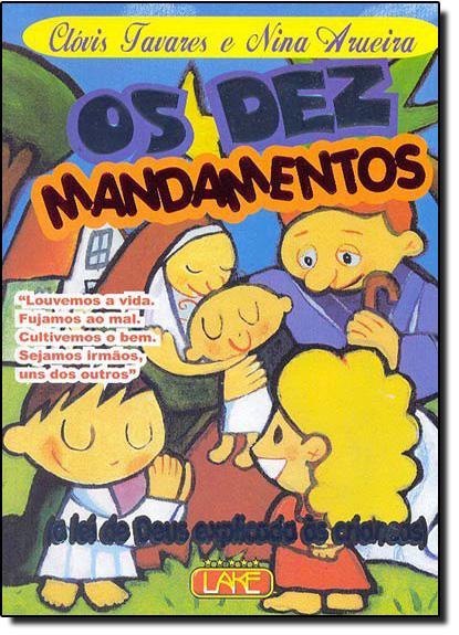 DEZ MANDAMENTOS, OS, livro de Henio Tavares