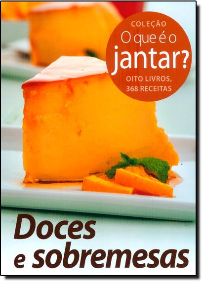 Doces e Sobremesas, livro de Impala Brasil Editores
