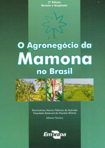 Agronegocio Da Mamona No Brasil, O, livro de