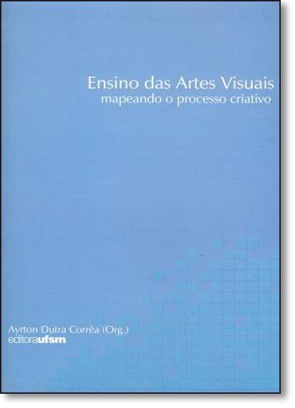 Ensino das Artes Visuais, livro de Roberto Corrêa