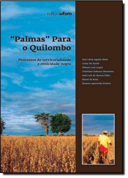Palmas Para o Quilombo, livro de Vários Organizadores