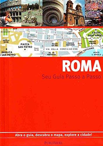 Roma. Guia Passo A Passo, livro de Vários Autores