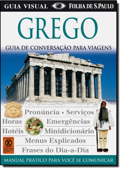 Guia Visual Grego: Guias de Conversação Para Viagens, livro de Dorling Kindersley