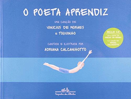 O POETA APRENDIZ, livro de Vinicius de Moraes