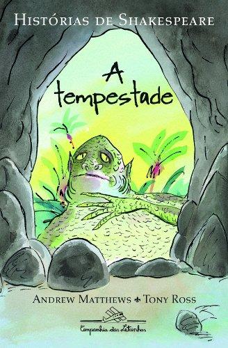A TEMPESTADE, livro de William Shakespeare