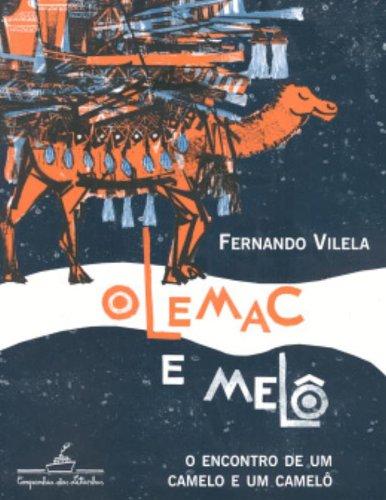 OLEMAC E MELÔ, livro de Fernando Vilela