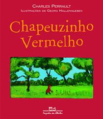 CHAPEUZINHO VERMELHO, livro de Charles Perrault