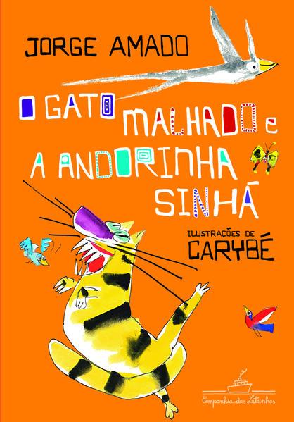 O Gato Malhado e a Andorinha Sinhá, livro de Jorge Amado