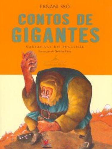 CONTOS DE GIGANTES, livro de Ernani Ssó