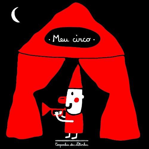 MEU CIRCO, livro de Xavier Deneux